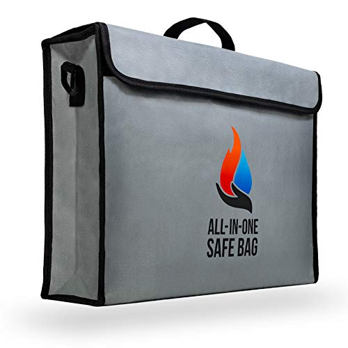 Fireproof Document Bag (16