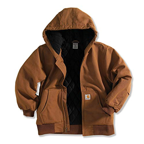 Carhartt Boys Active Taffeta Quilt Lined Jacket