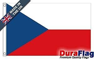 duraflag® República Checa Bandera de calidad profesional (puerta y Cambiadas)