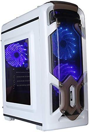 Marvo CA-113WT PC Mini Gaming Tower White