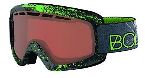 Cébé Nova Ii Masque de Ski Mixte MATTE GREEN ZENITH