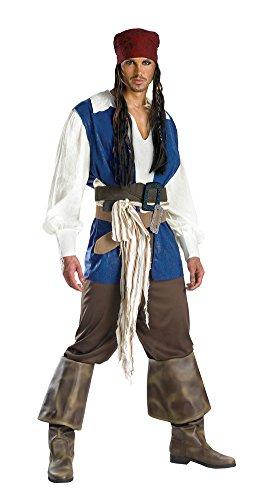 Teen -Costume Teen Jack Sparrow Quality Costume Halloween Costume (Sexy Halloween Costumes For Teens)