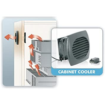 Middle Atlantic Products CAB COOL Cooling Fan