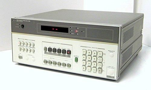 Modulation Analyzer - HP Agilent 8901A/001 Modulation Analyzer - 150 kHz to 1300 MHz, 1% accuracy