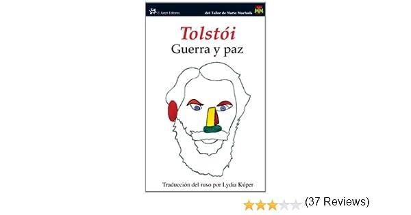 Guerra y Paz (Modernos y Clásicos): Amazon.es: Tolstoi, León ...