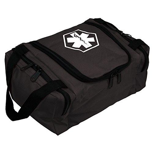 Dixie EMS Dixigear Empty First Responder II Bag - Tactical Black