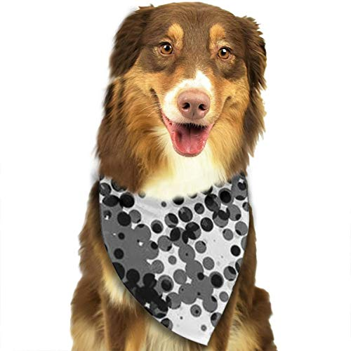 FRTSFLEE Dog Bandana Creative Drops Scarves Accessories Decoration for Pet Cats and Puppies ()