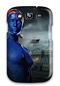 Shock-dirt Proof Mystique Played By Jennifer Lawrence Case Cover For Galaxy S3