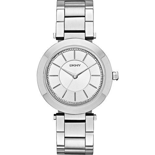 DKNY Women's NY2285 STANHOPE Silver Watch