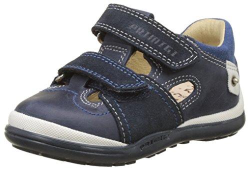 Primigi Pep 7093, Botines de Senderismo para Bebés Azul (Blu Chiaro/navy)