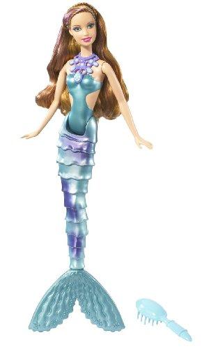 Barbie In A Mermaid Tale Blue Co - Star Doll (Barbie In A Mermaid Tale Doll)