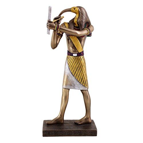 Thoth - Egyptian God of Knowledge & Wisdom Statue Figurine