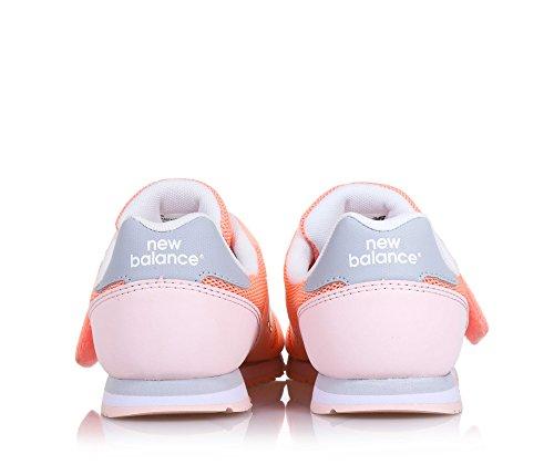 New Balance KA 373 Kids CRY Coral Orange Orange