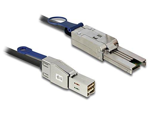 DeLock Cable Mini SAS HD SFF-8644Mini SAS 26 Pi