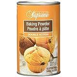 Club Supreme Baking Powder Gluten Free 227G - Kosher Certified