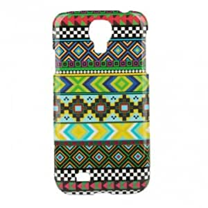 Colorful Tribal Pattern Pc Hard Back Case For Samsung Galaxy S4 I9500