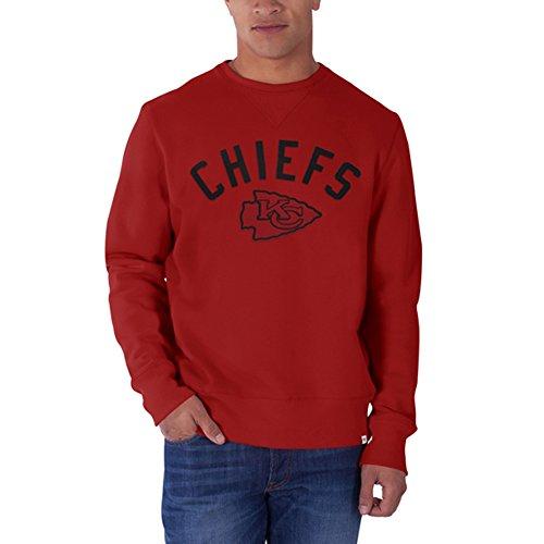 NFL Kansas City Chiefs Men's '47 Brand C - Kansas City Chiefs Crewneck Sweatshirt Shopping Results