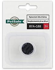 PetSafe 3 volt lithiumbatterij, reservebatterij voor PetSafe halsbanden, enkelverpakking