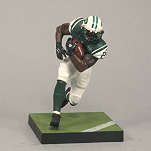 McFarlane 2010 NFL Series 25 LaDainian Tomlinson New York Jets Action Figure