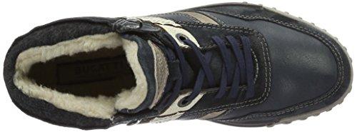 Scarpe Dunkelblau Blu Ginnastica da Uomo Bugatti 425dunkelblau 425 Alte K275913 YZ0tx5
