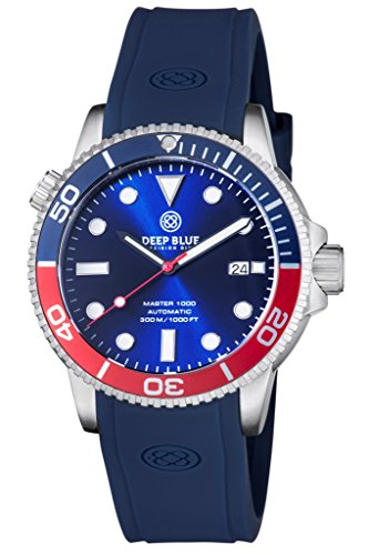 Deep Blue Watches Review