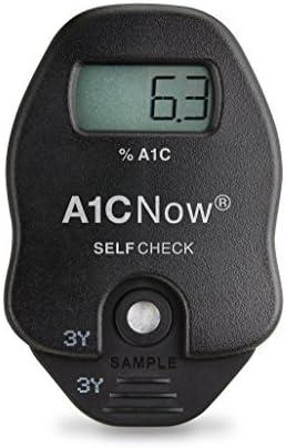 A1CNow SELF CHECK EN CASA SISTEMA HbA1c