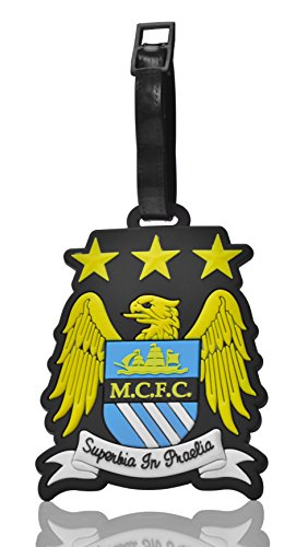 REINDEAR Soccer Football Club Team Logo Heavy Duty Baggage Travel Luggage ID Tag US Seller