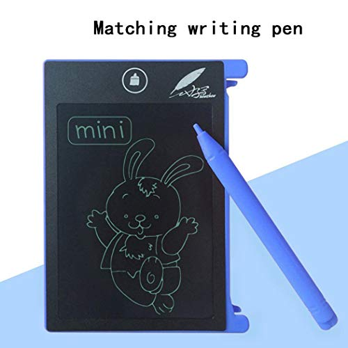 Miuniu 4.4inch LCD Writing Pad Tablet Drawing Memo Board Kids Mini Writing Pad Graphics Tablets