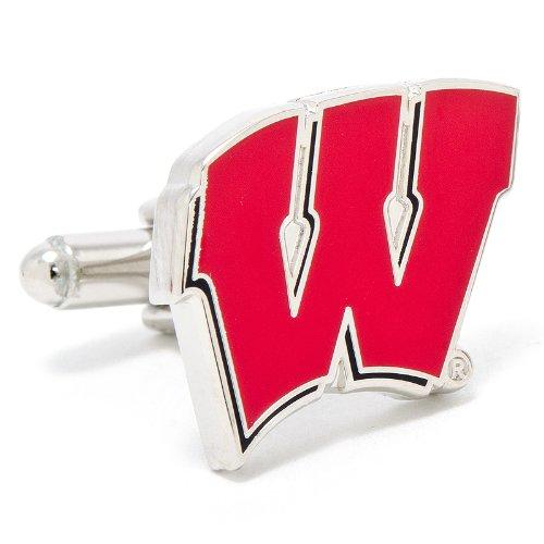 NCAA Wisconsin Badgers Cufflinks