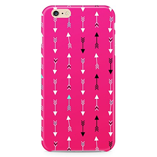 Phone Case For Apple iPhone 6 Plus - Cupid Tribal Arrows - Glossy Designer