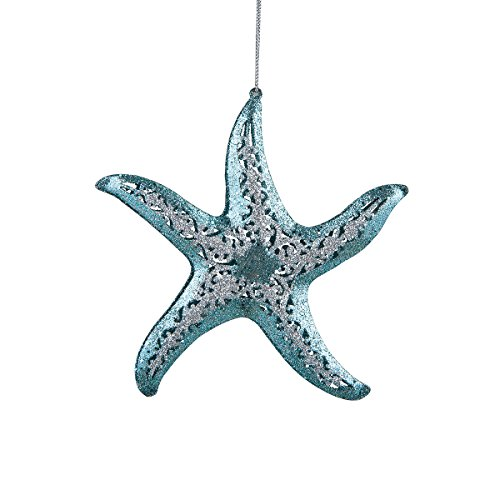 Pierced Starfish Ornament