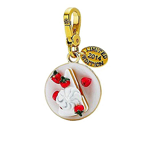 Juicy Couture Strawberry Shortcake Charm