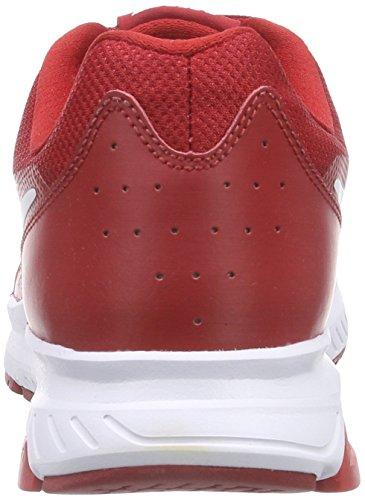 Nike Dart 11 Zapatillas de running, Hombre Rojo (gym red/white-university red 600)