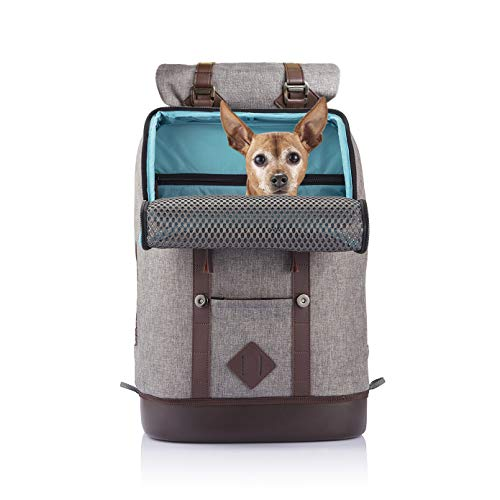 Kurgo Dog Carrier Backpack for Small Dogs & Cats |