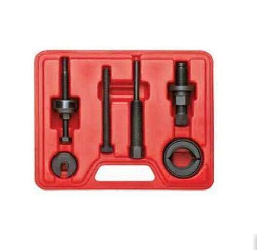 FidgetGear Power Steer Pump Pulley Kit for Saginaw Thompson Ford GM Chrysler Vehicles - Pulley Power Steer