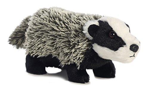 Aurora World 31723 Badger Plush, Small/6 x 14