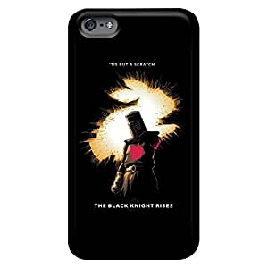 Eco-friendly Packaging mobile phone carrying cases For Iphone Protector Cases Shock-dirt iphone 5c - the black knight monty python