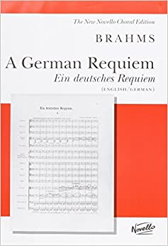 ?VERIFIED? A GERMAN REQUIEM OP 45       SOPRANO & BARITONE SOLOISTS  SATB AND ORCHESTRA. Before Spark legal Naukowa under PEDIDOS 41I8Nfrf4TL._SY344_BO1,204,203,200_