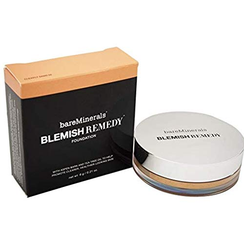 Bare Escentuals BareMinerals Blemish Remedy Foundation - # 09 Clearly Sand - 6g/0.21oz