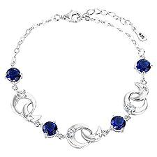 925 Sterling Silver Bracelet Star