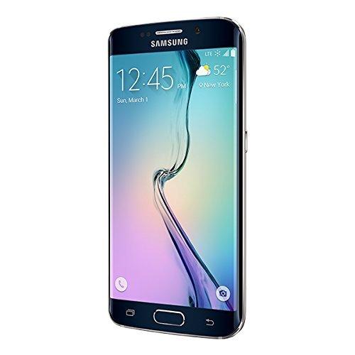Samsung Galaxy S6 Edge G925F 32GB Unlocked Phone - Retail Packaging - Black