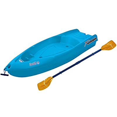 Sun Dolphin Bali Sit-On Kayak, 6-Feet