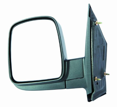 Depo 335-5428L3MF Chevy Express/GMC Savana Driver Side Textured Manual Mirror