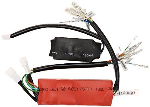 Kuryakyn 4610 Plug and Play Run-Turn-Brake Controller - Play Run Turn Brake