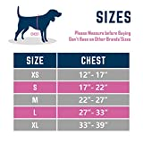 PHOEPET Reflective Dog Harness No Pull Large