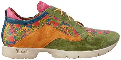 multicolour Derbys Think Women's Green Renna 99 q0ffwI