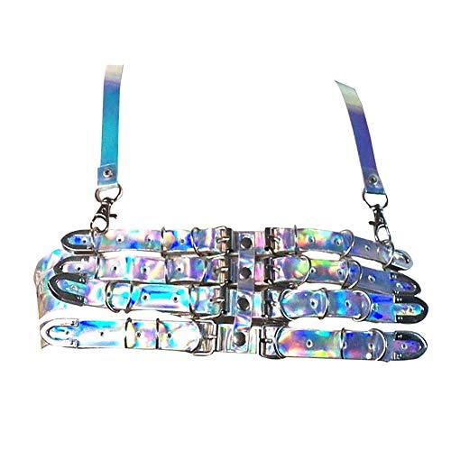 Women's Punk Waist Belt...