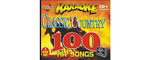 Chartbuster Karaoke Classic Country Volume 1 CD+G ()