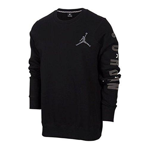 Air Jordan Flight Classic Fleece Crew Men's Sweatshirt (M) by Jordan