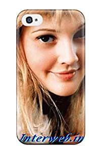 High-end Case Cover Protector For Iphone 4/4s(barrymore Celebritiess)